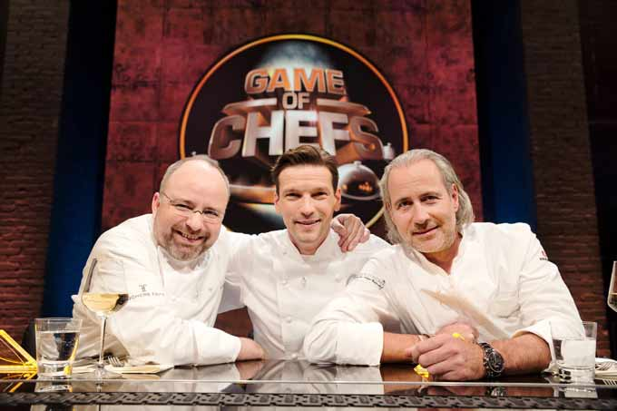 Game of Chefs VOX Kochshow Jury