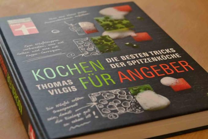 Kochen für Angeber Buchcover