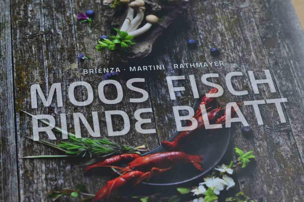Moos Fisch Rinde Blatt Buchcover