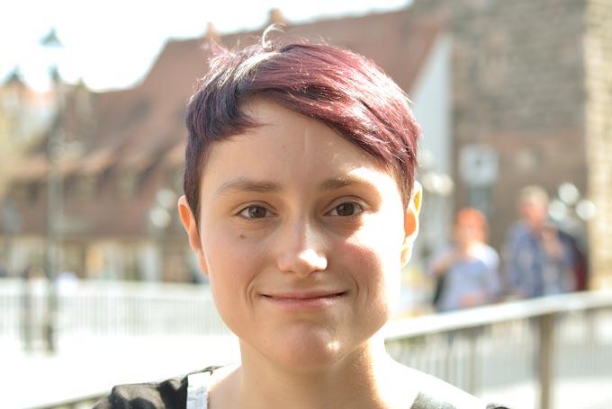 Amelie Schrittwieser Porträt