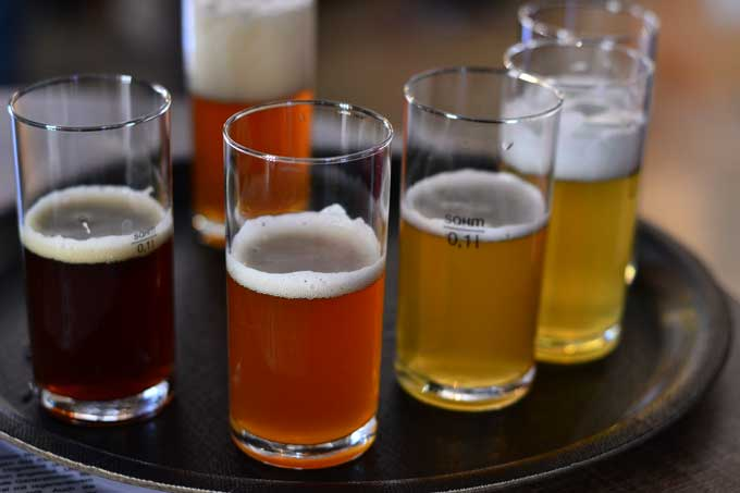 Verkostung Biere Brauhaus Binkert