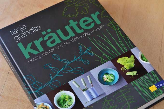 tanja grandits kräuter at verlag cover