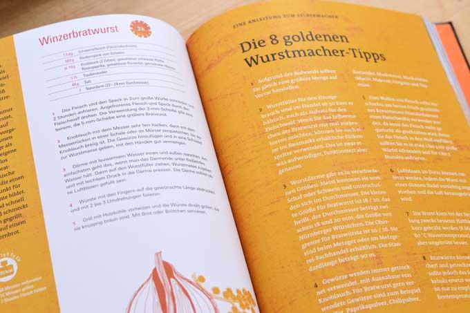 Sehr gut grillen Kochbuch Innenseite 1