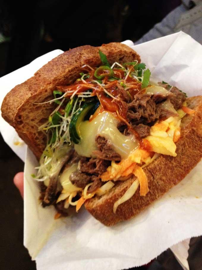 Lingling Lover Sandwich von j. kinski