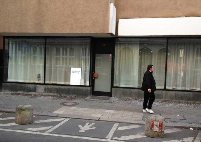 Nobelhart & Schmutzig Außenansicht Restaurant