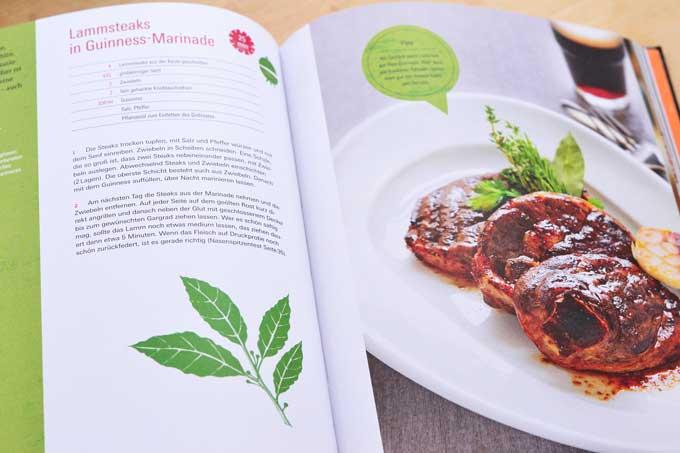 Sehr gut grillen Kochbuch Innenseite 3