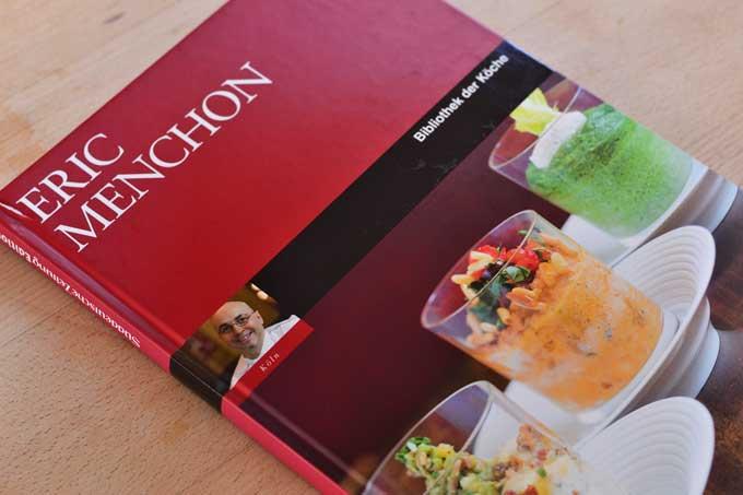 Titel Kochbuch Eric Menchon