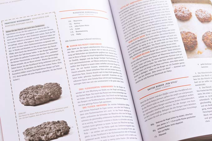 Innenseite Kochbuch Fleisch Perfektion Die Wissenschaft des guten Kochens