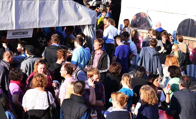 Impression Besucher Craft Bier Festival Regensburg