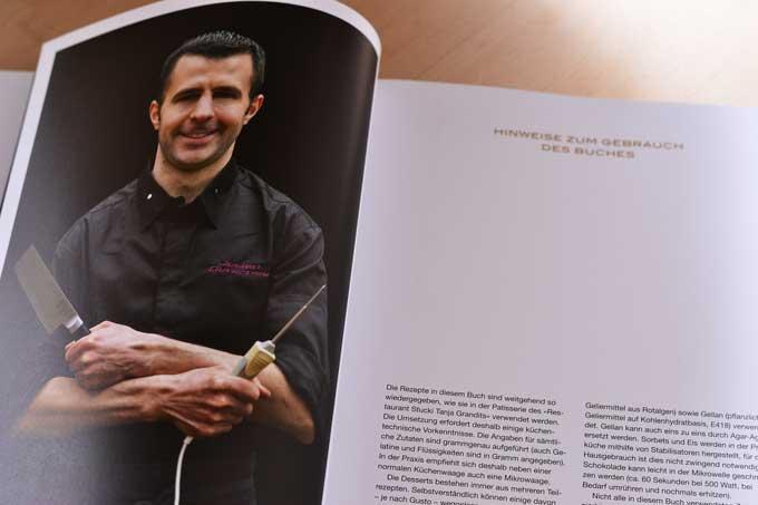 Vorwort des Buchs Desserts von Julien Duvernay