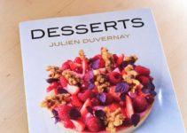 Ansicht Buch Desserts von Julien Duvernay