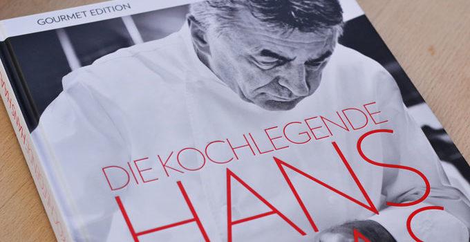 Kochbuch Kochlegende Hans Haas Coverbild
