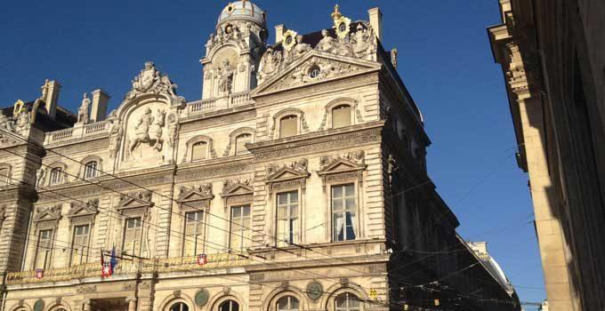 Rathaus von Lyon