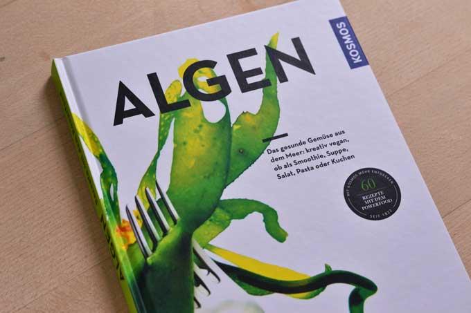 Algen Kochbuch, Kosmos Verlag | Buchbesprechung