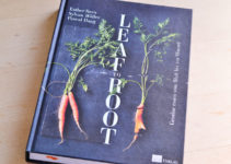 Cover des Kochbuchs Leave-to-root