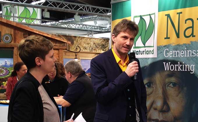 Vortrag Naturland Biofach 2017