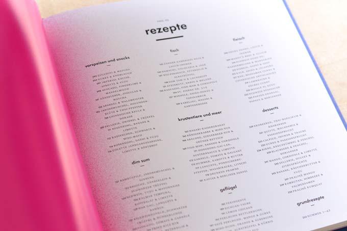 Inhaltsseite Rezepte aus dem Buch My Way von Tim Raue