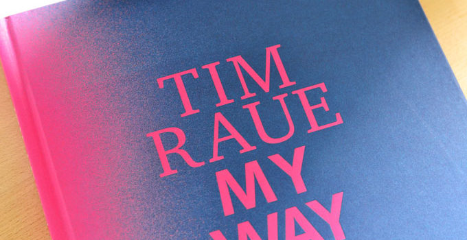 Tim Raue Kochbuch My Way Cover